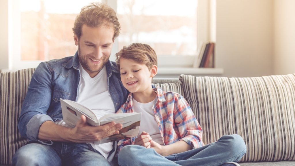 What do parents need to read about