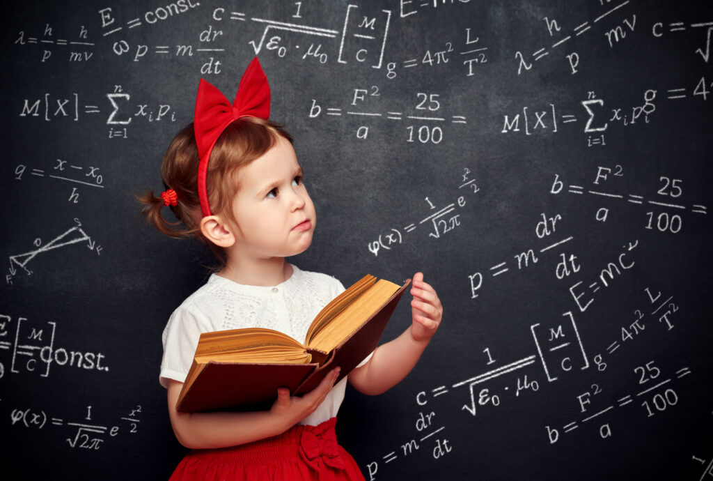 How to teach a child to count in their mind: math 1st grade