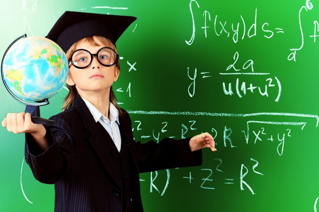 How to teach a child to count class 2 in their mind - methods and examples